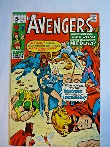 Avengers 83 1st Lady Liberators Valkyrie Black Widow Mid Grade Free Shipping