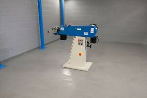 Mach Notch Tube and Pipe Notching machine 76mm capacity vat included