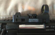 Visée point rouge tactique SWISS ARMS