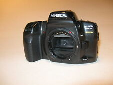 3pcs ; Minolta Maxxum 450si/400si & 7000 (very good) REVISED ! see description
