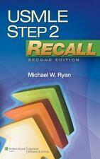 USMLE Step 2 Recall by Michael W. Ryan