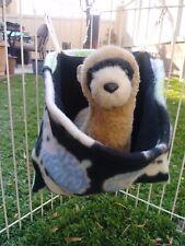 Ferret Nap Sack - Colorful Sheep