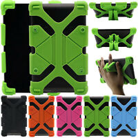 """Kids Safe Shockproof Soft Silicone Case Cover For Samsung Galaxy 7""""-10.5"""" Tablet"""
