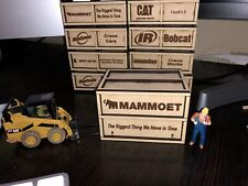 1/50 Mammoet Medium Crate For Cranes And Trucks
