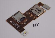 Sim & SD Card Reader Board LG K3 LS450 Virgin Mobile Phone Original Part #670