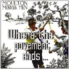 THE MOULTON MORRIS MEN - WHERE THE PAVEMENT ENDS... (New/Sealed) CD Simon Nicol