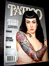 TATTOO Magazine July 2014 Issue # 299 Genko Inked Halo