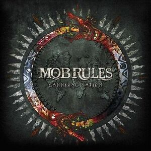 Cannibal Nation [Bonus Track] [Limited] [Digipak]  MOB RULES SEALED.