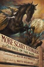 More Scary Stories to Tell in the Dark-ExLibrary