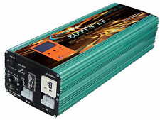 8000W LF SP PSW Power Inverter DC 12V to AC 110V&220V /battery charger/UPS/LCD