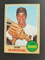 Topps San Francisco Giants 1968 Juan Marichal Trading Card #205