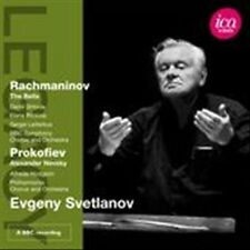 Legacy: Svetlanov, New Music