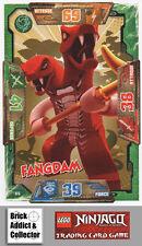 Lego ® Ninjago Carte Trading Card VF Français 2016 N°085