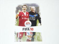 Anleitung Fifa 10 PS2  (Kein Spiel, nur die Anleitung)