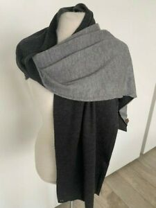 Hermes aller-retour cashmere silk scarf