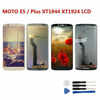 For Motorola Moto E5/Plus XT1944 XT1924  LCD Display Screen Touch Digitizer BT02
