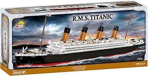 NIB COBI - Historical Collecition R.M.S Titanic 1:300 (2840 PCS) - COB01916