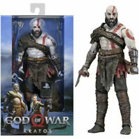 "NECA God of War Kratos 2018 7"" Action Figure Collectible Model Toy New In Box"