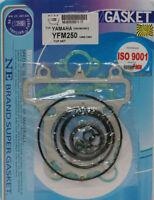 KR Zylinder Motordichtsatz YAMAHA YFM 250 Moto-4 1989-1991 ... Gasket TOP END