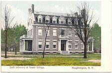 Swift Infirmary at Vassar College in Poughkeepsie NY Postcard