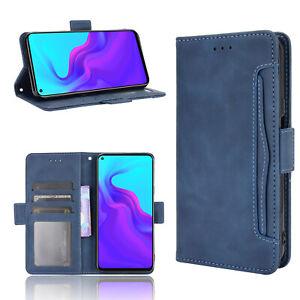 For Cubot X30 / Cubot Note 7 Magnetic Multi-Card Slot Flip Leather Wallet case