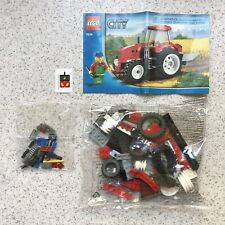 LEGO City Farm Tractor (7634), New Without Box