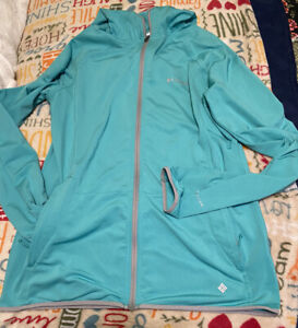 EUC/VGUC Women's Columbia Omni-Wick Activewear Jacket Size Small (K)