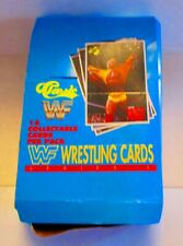1989 WWF Classic Cards- Series1- Display Box w/ 35 Unopened Packs