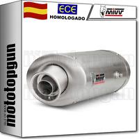 MIVV TUBO DE ESCAPE HOM OVAL UNDERSEAT HONDA CBR 1000 RR 2006 06 2007 07