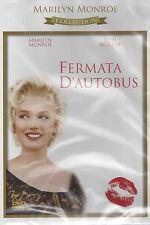 Dvd **FERMATA D'AUTOBUS** con Marilyn Monroe nuovo sigillato 1956