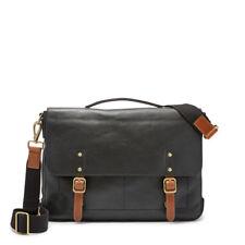 Fossil Defender Portfolio Brief Black Bag MBG9345001
