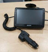 New listing Escort Passort Iq Radar Laser Detector Plus Gps Navigation Pre-owned SmartCord