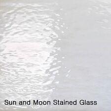 Spectrum Glass Sheet S200-91W - White Waterglass Stained Glass Sheet (8X10)
