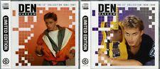 3CD DEN HARROW [TOM HOOKER] - The 12'' Collection 1984-1989