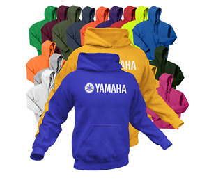 YAMAHA Motorcycle Dirt bike Motocross   Heavy Blend™ Sweatshirt HOODED