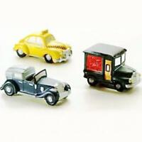 AUTOMOBILES  # 59641 SET OF 3  RETIRED CHRISTMAS IN CITY ACCESSORY DEPT 56