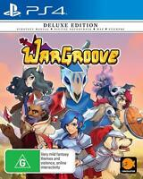 Wargroove Deluxe Edition Sony PS4 Fantasy War Battle Strategy Game Playstation 4