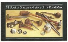 GB Stamp booklet Royal Mint 14.9.1983 Markenheftchen MH 66 Rar!