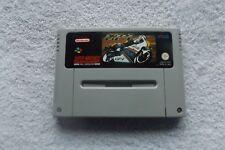 GP-1 SNES V.G.C. FAST POST MOTORBIKE RACING ( games cartridge only )