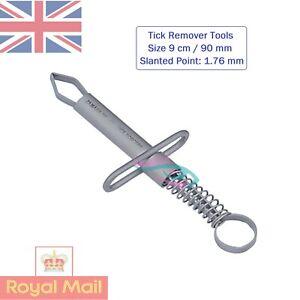 Tick Remover Tweezers - Stainless Steel Tick Removal Tool, Professional Tick UK
