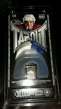 Tapout Adulti Blu & Bianco gumshield età 12 anni + confezione da 2 UFC MMA paradenti