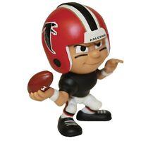 """Atlanta Falcons NFL Lil Teammates Vinyl Throwback Quarterback"""" Figure Super Bowl"""