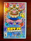 Brand NEW WarioWare: Get It Together! (Nintendo Switch, 2021) Factory SEALED NIB
