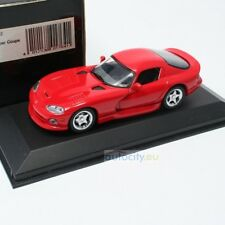MINICHAMPS DODGE VIPER COUPE RED 430144022