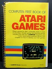 Compute!'s First Book of  Atari Games, 1983