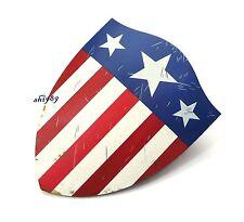 Hot Toys MMS180 Captain America Rescue Uniform Ver. 1:6 Scale Shield