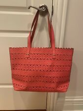 Stella & Dot Avalon Tote Coral Pre-owned