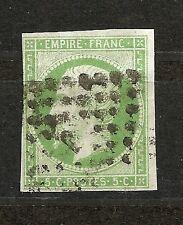 France - n° 12 - oblitéré -