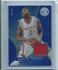 Marcus Morris 2012-13 Totally Certified *Blue Jersey* NBA #22/99