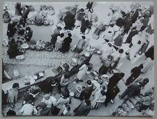 Photo André Longere Argentique Vue Plongeante Lyon Vers 1950